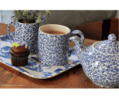 Buy Burleigh Pottery By The Bee's Knees British Imports