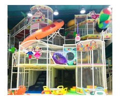 Multi Award-Winning Kids Soft Play Area in Plano