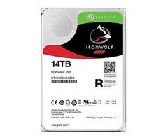 Seagate ST14000NE0008 IronWolf Pro 14TB 7200RPM SATA 6.0Gbps 3.5-Inch Hard Drive
