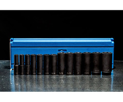 Lineman Socket Set