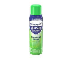 Buy Microban 24-Hour Disinfectant Sanitizing Spray, 15 Oz