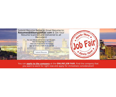 Job Fair Albany April 14, 2021
