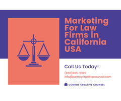 Best Marketing For Law Firms in California USA