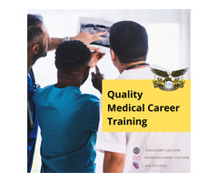 E&S Academy | Quality Medical Career Training