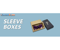 Sleeve Packaging boxes wholesale with free shipping