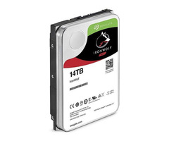 Seagate ST14000VN0008 IronWolf NAS 14Tb SATA-6Gbps 3.5-Inch Hard Drive