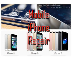 Get Cheap Mobile iPhone Repair Jacksonville at Re-konekt