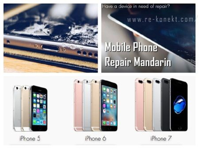 Choose Re-konekt for Mobile Phone Repair Mandarin Services | free-classifieds-usa.com