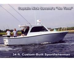 Sports Fishing Charter Oceanside NY