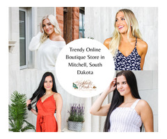 Trendy Online Boutique Store in Mitchell, South Dakota | Tickled Pink Boutique