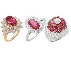 Sell A Ruby Bracelet For Instant Cash - Reach Regent Jewelers In Miami Today