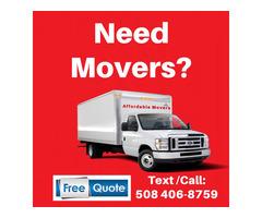 Best Moving Company Near Attleboro, MA | EasygoMover