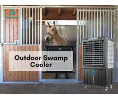 Outdoor Swamp Cooler
