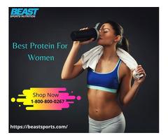 Best Protein Powder For Women  Beastsports