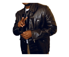 Martin Lawrence Brown leather jackets