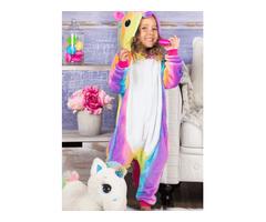 Mommy and Me Unicorn Pajamas - Miabellebaby