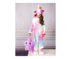 Mother Daughter Unicorn Pajamas