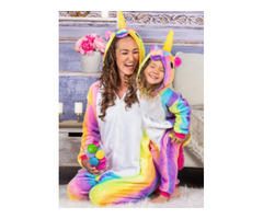 Mother Daughter Unicorn Pajamas | free-classifieds-usa.com