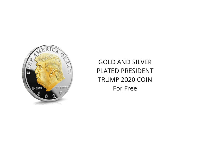 President Trump coins for free | free-classifieds-usa.com
