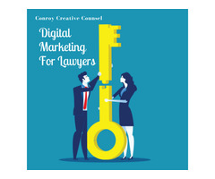 Digital Marketing For Lawyers| Conroy Creative Counsel