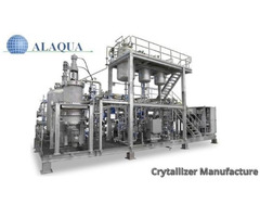 Crystallizer Manufacturer in USA| Alaqua INC