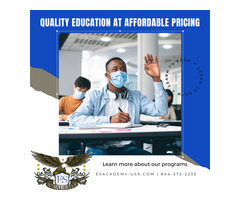 Quality Education at Affordable Prices | E&S Academy
