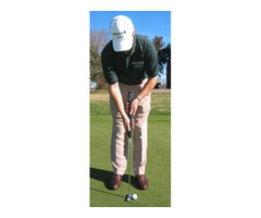 No Anchoring Belly Putter