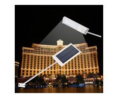 Waterproof Outdoor 24 LED Solar Power Street Lamp Garden Security Wall Light