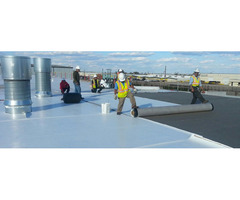 Commercial Roofing Contractor in Richmond