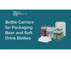 Plastic Bottle Carrier at Mumm Products