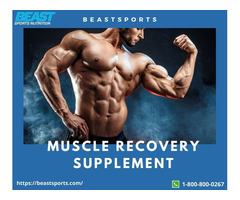 Best Muscle Recovery supplements  Beastsports