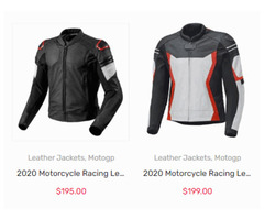 MotoGP Leather Jackets