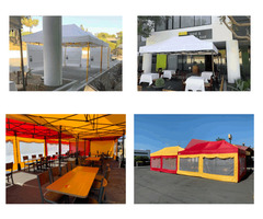 Buy Restaurant Tent and Outdoor Dining Tents on Extreme Canopy