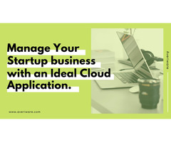 Cloud application development to improve your business performance