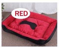Bone Pet Bed Warm Pet Bed Linen for Dog - Kaanjushoppe.com