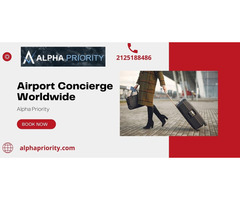 Airport Concierge Worldwide | Airport Greeter Service