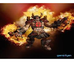 3D Art Outsourcing by Gameyan 3D Game Art Studio