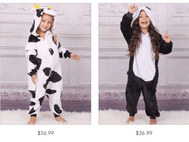 Santa Pajamas for Girls - Miabellebaby | free-classifieds-usa.com