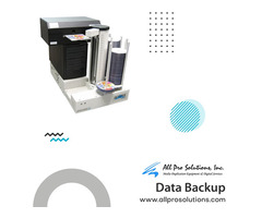 Storing with strong data backup is important