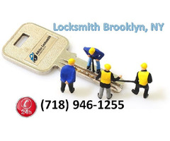 24 Hour Locksmith Service near me | Locksmith Brooklyn, NY