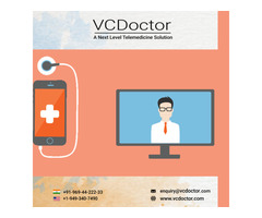 VCDoctor - Best Telemedicine Platforms for Physicians