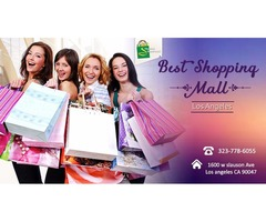 Fulfill your shopping desires at Los Angeles best malls