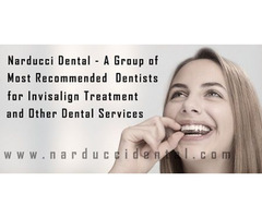 Narducci Dental Group offers finest services for Invisalign near me