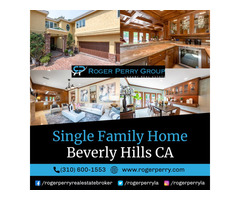 Single Family Home Beverly Hills, CA