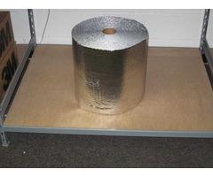 Trustable Double Sided Foil Insulation | 4bubble.com