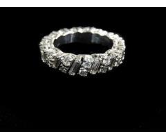 DIAMOND ETERNITY BAND 15