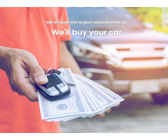 Cash offer for your car - We buy cars in any shape or condition