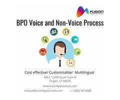 BPO Voice Process - Fusion BPO Services