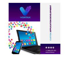 Custom application development (Vortax)