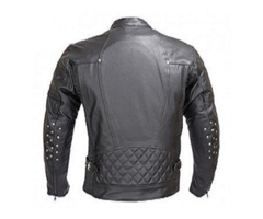 Buy Online Men Motorcycle Race Jacket From xtreemgear.com